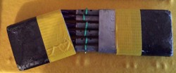 Rep time pencil case and pencils.